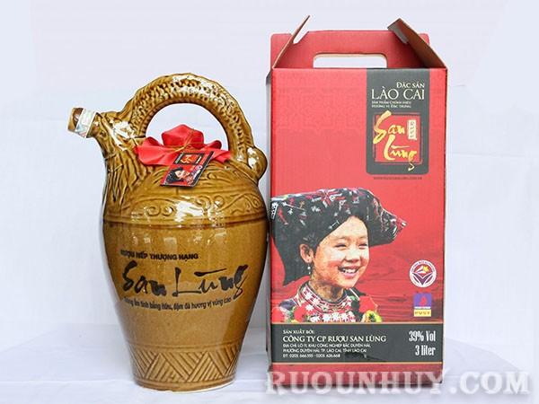 Rượu San Lùng (Lào Cai)