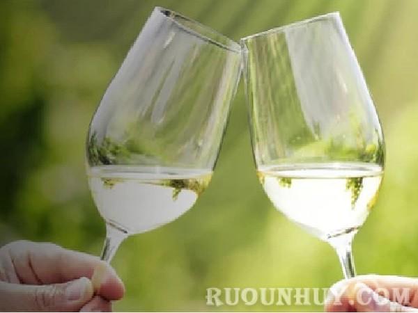 Làm lạnh rượu vang trước khi thưởng thức