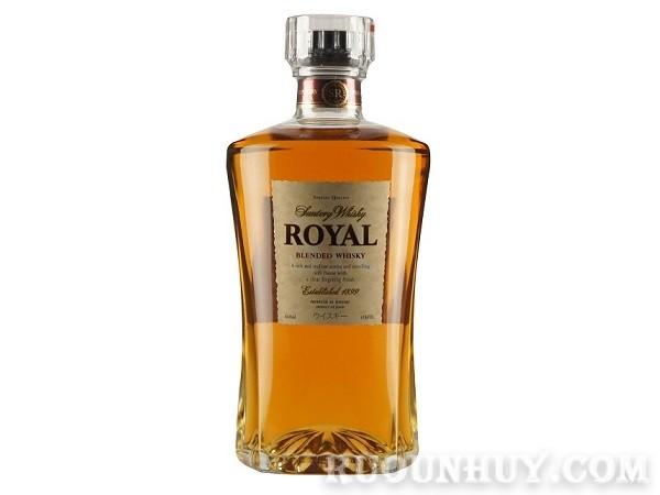 Rượu Whisky Suntory ROYAL