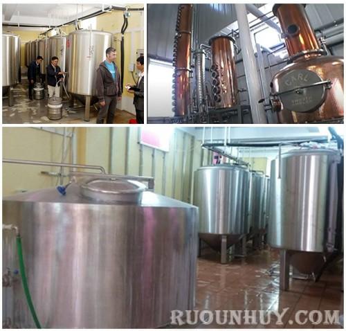 Nhà máy rượu như ý