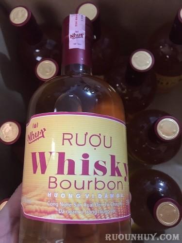 ruou whisky bourbon