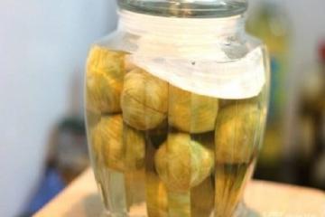 Cách ngâm rượu hạt cau tốt cho sức khỏe ngay tại nhà